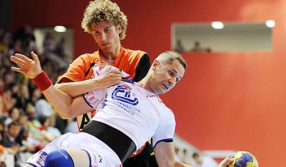 Reprezentant Jan Filip v utkání proti Nizozemsku
