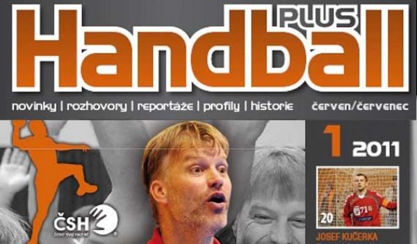 Vychází nový Handball Plus!