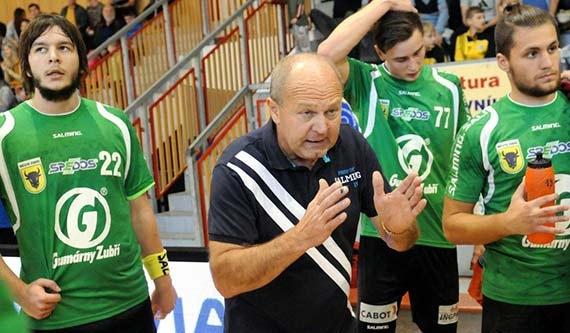 Házenkáři Zubří pod vedením trenéra Jiřího Kekrta sbírají jedno vítězství za druhým. Naposledy přivezli dva body z Frýdku-Místku