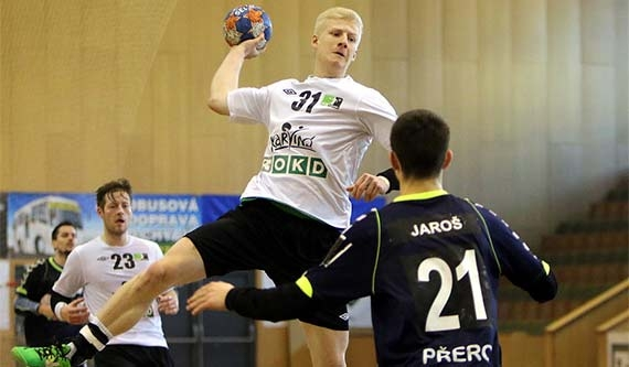 Tomáš Mlotek byl úspěšný jednou.