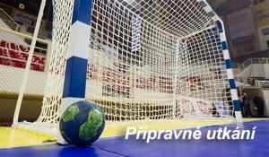 Přípravné utkání s HC Zlín