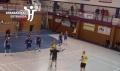 Remízou skončilo vyrovnané utkání sobotního dopoledne v Hranicích