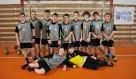 Mladší žáci na turnaji na Slovensku
