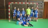 Mladší žáci B získávali zkušenosti na turnaji v Žeravicích