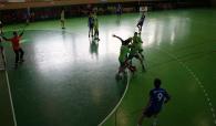 Starší žáci Cementu tentokrát v Olomouci zápas prohráli